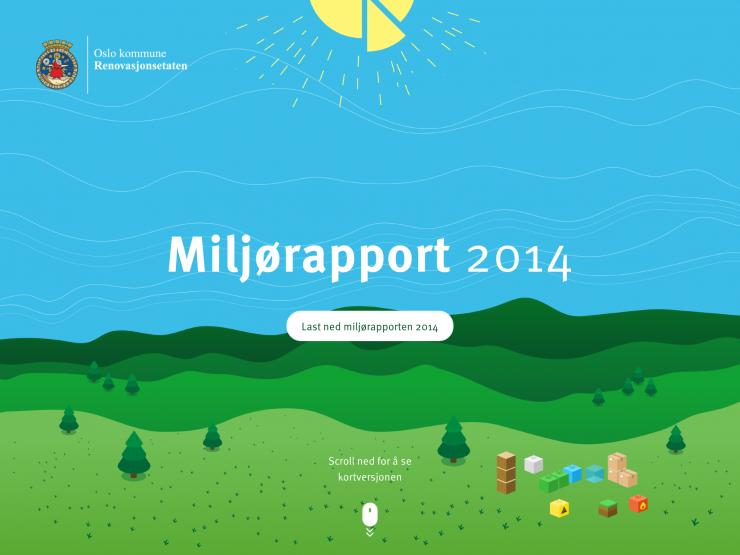 Miljørapporten 2014